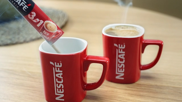 Nescafe 3in1
